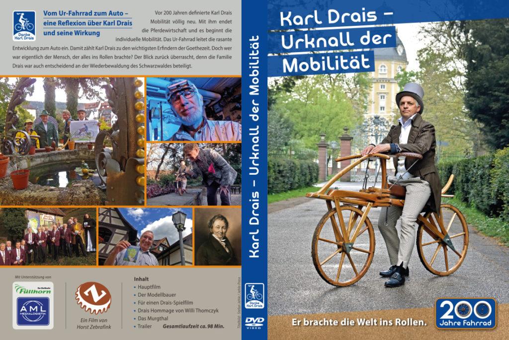 Zum Film-Trailer: Karl Drais - Urknall der Mobilität